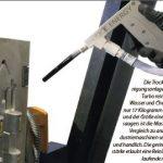Fachartikel Betriebstechnik und Instandhaltung zur Trockeneisreinigung