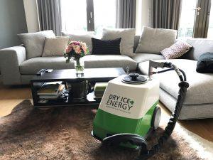 Antimikrobielle Oberflächenbeschichtung für Häuser und Wohnungen