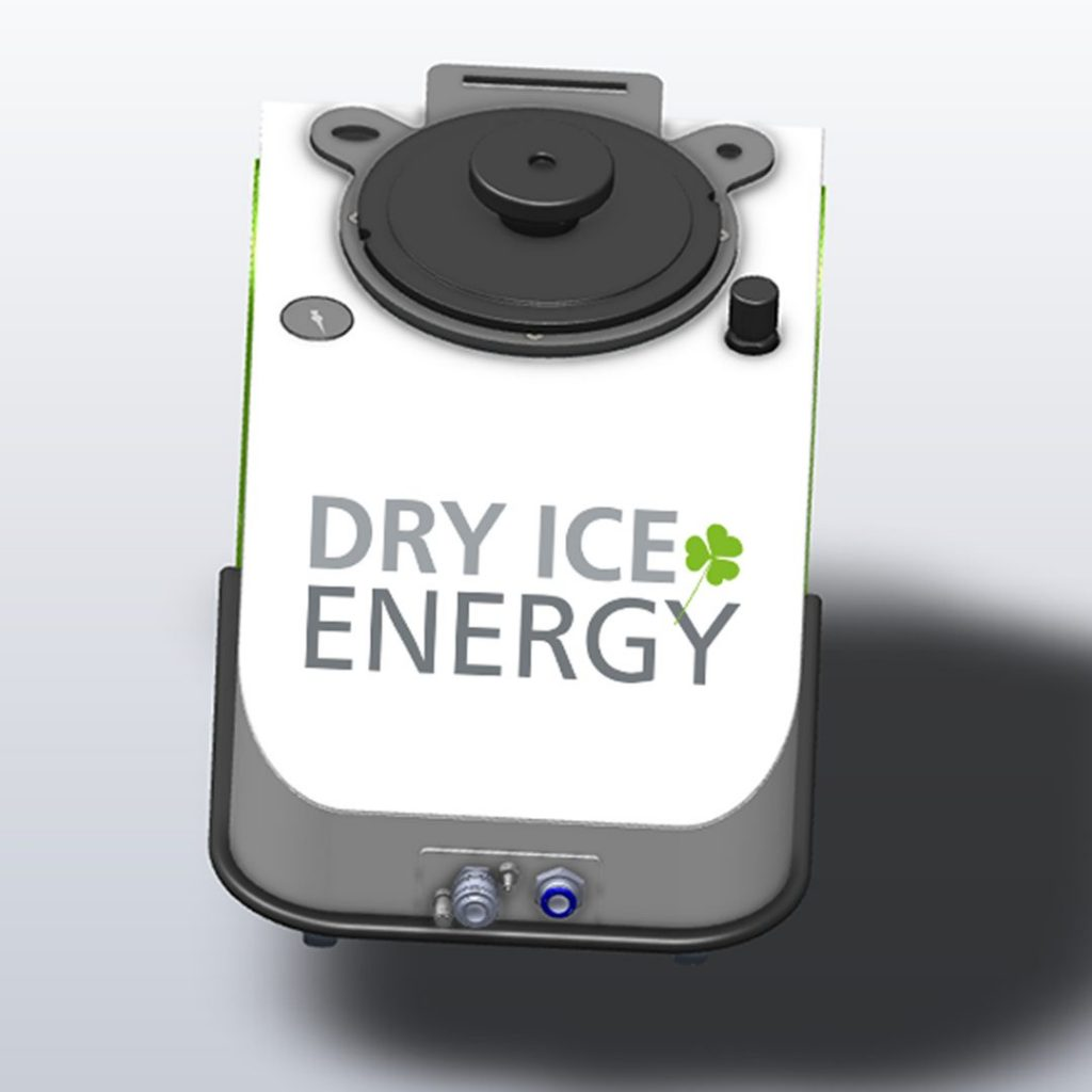 Trockeneisstrahlgerät von Dry Ice Energy